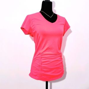 Like New Reflex Bright Pink Workout Shirt Fluo